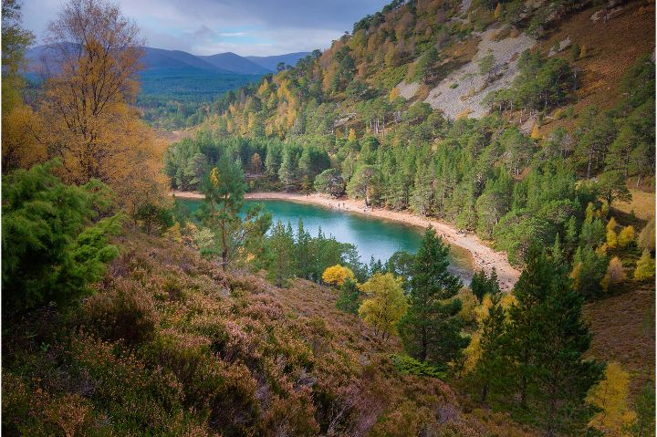 An Lochan Uaine, Glenmore Forest Park, Aviemore