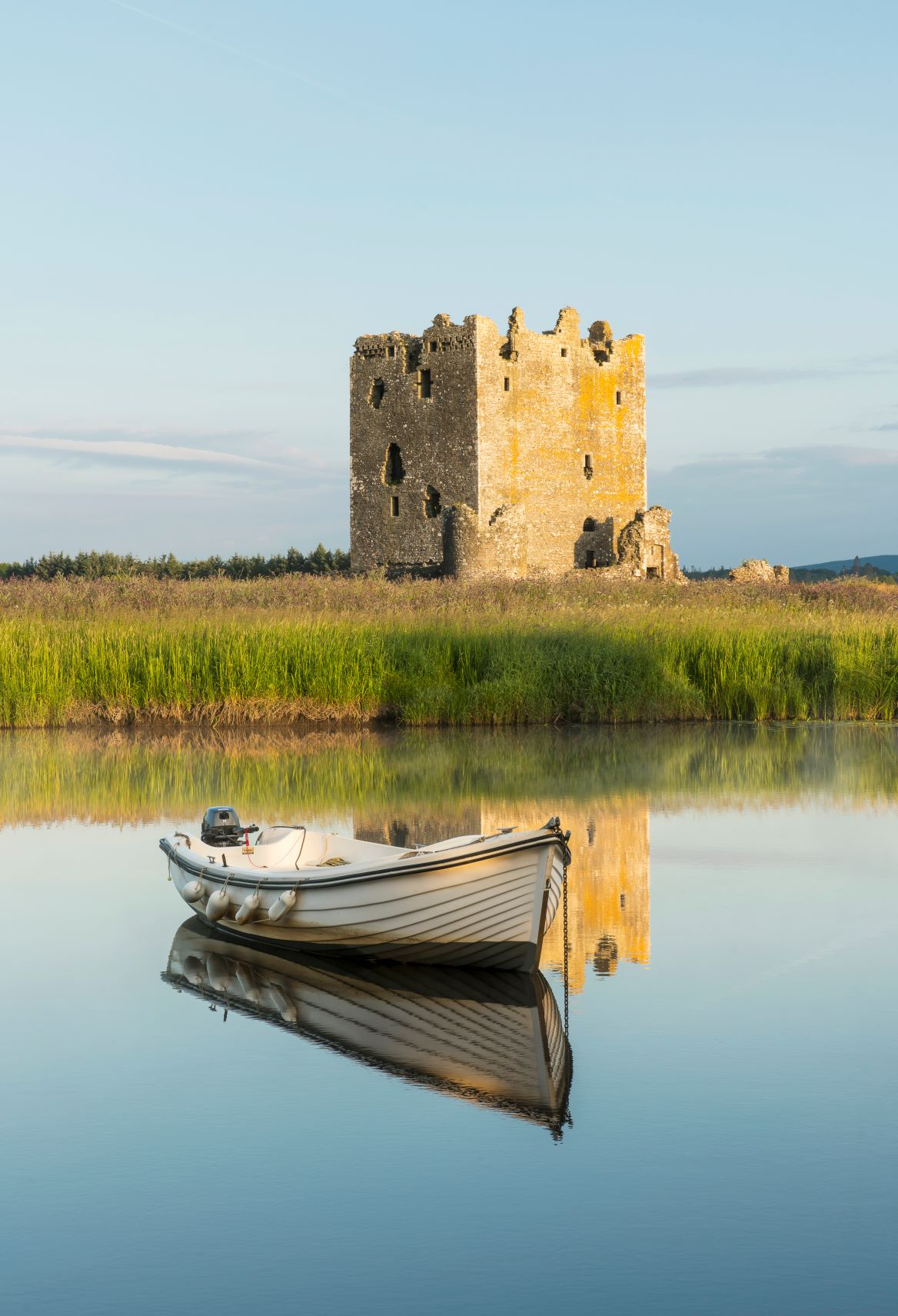 Threave Castle and Nature Reserve, Dumfries & Galloway