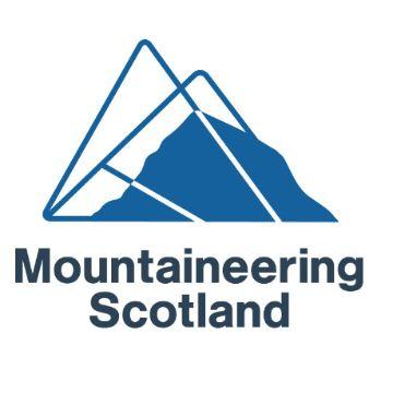 Mountaineering Scotland logo