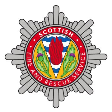 Scottish Fire and Rescue Service logo